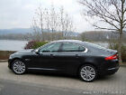 Jaguar XF 1 (X250) 3.0 D Test