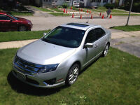 2010 Ford Fusion SEL V6 - LOW KM