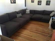 6 Seater Corner Lounge Kingswood Penrith Area Preview