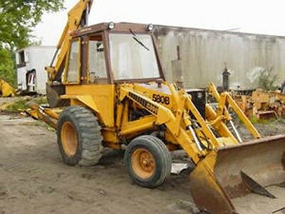Case 580 B 580b Tractor Loader Backhoe Shop Service Manual Workshop Repair Ck Cd
