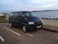 VW T4 Caravelle /Transporter Camper / Day Van