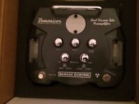 Damage Control Demonizer Tube Distortion Preamp Pedal
