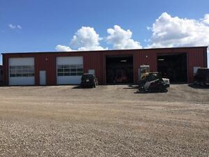 Industrial lease crossfield airdrie