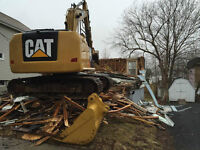 EXCAVATION/LANDSCAPING/TRUCKING/SEPTIC