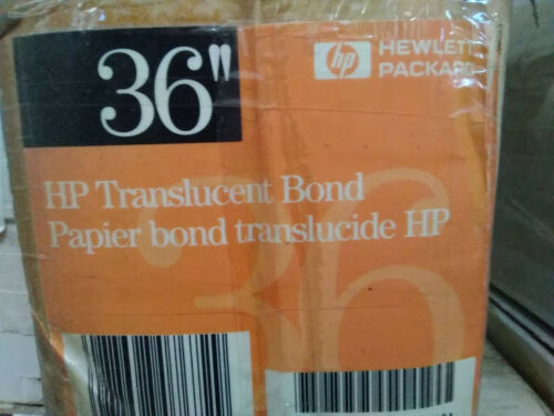 "HP C3859A 36"" TRANSLUCENT BOND, 36 X 150, 2"" CORE"