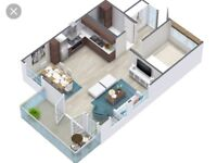 Someone to turn floor plan into 3D