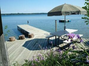 WATERFRONT COTTAGE - ONLY 3 WEEKS LEFT !
