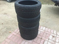 4 Brand new 265/35/18 general gmax tires