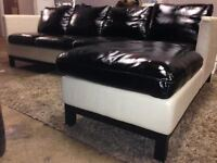 Modern SECTIONAL  -  Delivery