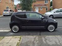 VW UP BLACK EDITION *EX-DEMONSTRATOR*