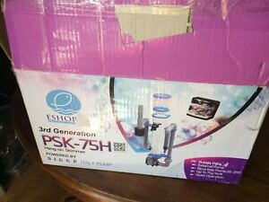 Eshopps Hang On Protein Skimmer PSK-75H - Up to 75 Gallons