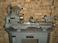 myford ml7 lathe with rodney milling attachment