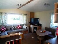St. Andrews holiday park caravan for rent