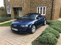 2006 AUDI TT ROADSTER 1.8T *Recent Cambelt & Waterpump*
