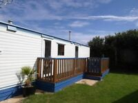 Quiet life holidays. We have 3 6 berth caravans on trenance holiday park
