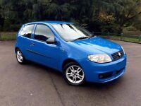 Fiat Punto Active Sport 1.2 litre 2003 (53)