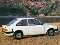 Ford escort mk3 wanted 3 door any model