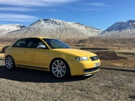 *High Spec* Imola Audi S3 8L First to see will buy!