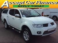 Mitsubishi L200 FROM £67 PER WEEK!