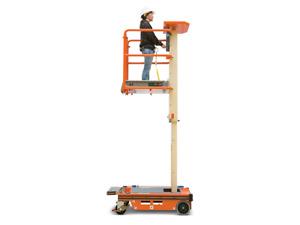 Single Man Lift - JLG EcoLift 70