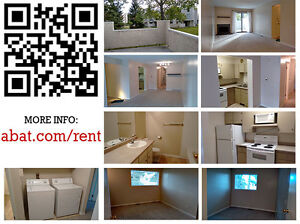 2 BR condo rent by U of C and Brentwood C-train NW. Sept 1st.