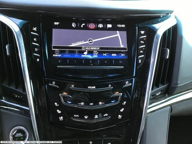 Image 4 Voiture American used Cadillac Escalade 2016