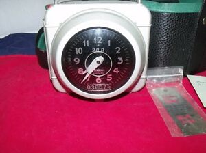 Benzing Comatic Pigeon Racing Clock