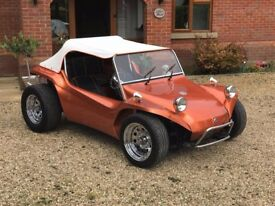 1970 VOLKSWAGEN BEACH BUGGY – GOLDEN ORANGE