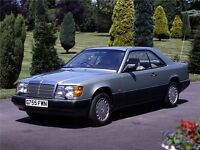 WANTED MERCEDES W124 E Class - Coupe / Saloon - E220 e320 w126 - Old Mercedes Wanted