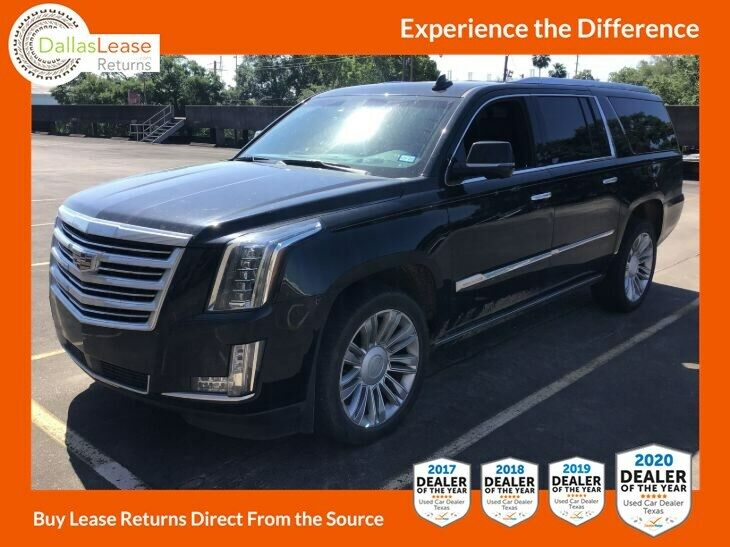 Image 1 Voiture American used Cadillac Escalade 2016