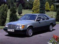 Wanted Mercedes W124 / Coupe / Saloon - E220 E320 220 300 320 E CE