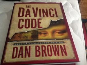 Da vinci code illustrated first edition by Dan Brown, Brand new