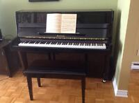 MENDELSSOHN UPRIGHT PIANO FOR SALE [negotiable]