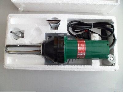 Professional Hot Air Blower Heat Gun Vinyl Repair Plastic Welder Kit
