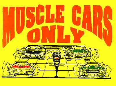 Muscle Cars Only