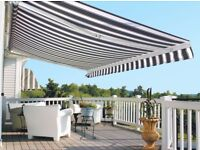 Electric patio awning store shop canopy