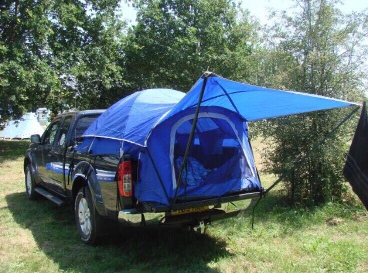 Nissan Navara Pickup Tent & Nissan Navara Pickup Tent | in Westhill Aberdeenshire | Gumtree
