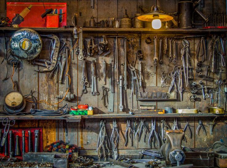 Bill's Vintage Hand Tools/Hardware