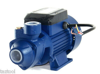 Centrifugal 12 Hp Electric Water Pump Pool Garden Farm Aluminum Pond