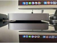 Mac mini i7 6 core 16gb ram 256ssd 2018
