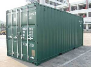Peterborough Sea containers for storage 20-40' (Short Lead time)