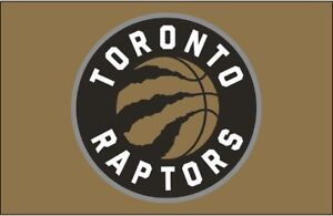 Toronto Raptors Tickets - Sec 114 GOLDS