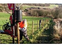 Fencing contractors required