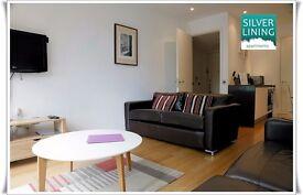 Bright & Spacious One Bedroom Apartment in Edinburgh's Quartermile (27)