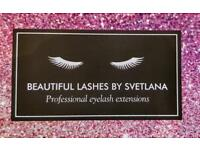 EYELASH EXTENSIONS *** ellipse eyelash extensions soft and lightweight ***