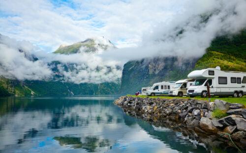 5 Family Caravan Ideas on the Shetland Isles