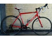 Carrera zelos road bike *not boardman raleigh trek fixie apollo pinnacle giant cube specialized