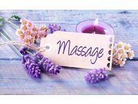 Fully qualified male massage therapist, Erdington