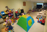 Hespeler Home Daycare Available