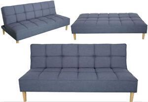 FACTORY DIRECT CLICK CLACK SOFA BED